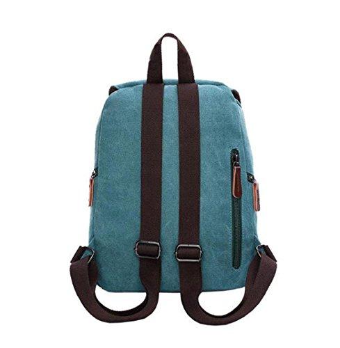 Retro- Dame Handbag Verpackte Segeltuch-Beutel-Handtaschen-Mädchen-Schulter-Beutel Red