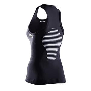 X-Bionic Erwachsene Funktionsbekleidung Lady Invent Light UW Singlet