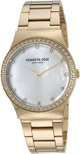 Kenneth Cole New York da donna orologio da polso analogico al quarzo acciaio inossidabile kc50061001