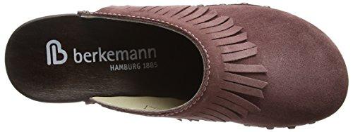 Berkemann Cloé Damen Clogs Rot (231 altrosa)