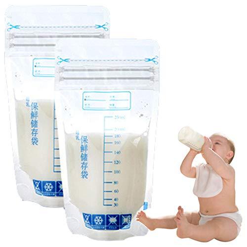 30 bolsas refrigeradoras de leche materna