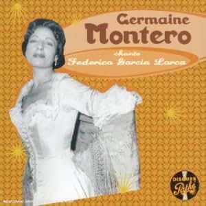 Chante Frederico Garcia Lorca [Import anglais]