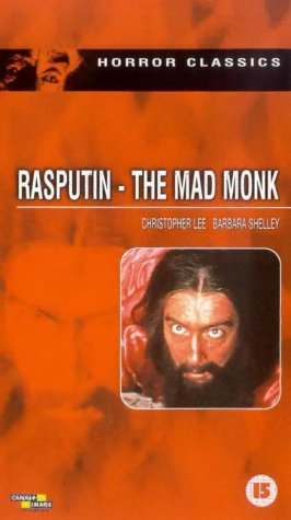 Price comparison product image Rasputin - The Mad Monk [VHS]