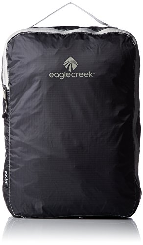 Eagle Creek Pack-it Specter Cube Medium Organizador para Maletas, 36 cm, 10.5 Litros, Ebony