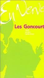 Les Goncourt en verve : Mots - Propos - Aphorismes