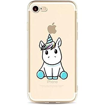 coque iphone 8 licorne