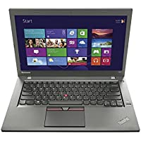 LENOVO ThinkPad T450 i5-5200U 35,6cm 14Zoll HD+ 8GB 256GB SSD W7P64/W10P64-Coupon Intel HD 5500 BT Cam FPR Topseller