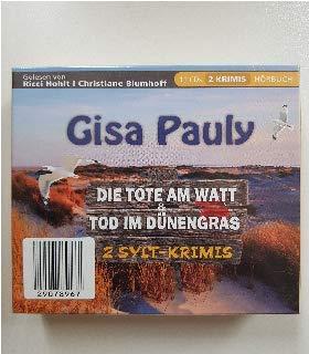 """ Die Tote am Watt + Tod im Dünengras "" 11 CD's"