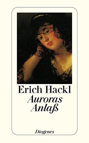 Buchseite und Rezensionen zu 'Auroras Anlaß (detebe)' von Erich Hackl