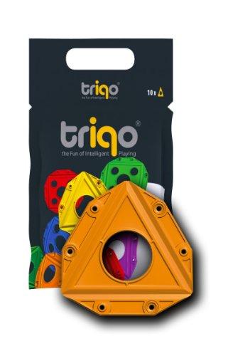 Triqo - Juego de construcción para niños de 10 piezas (Toys 10120) Importado