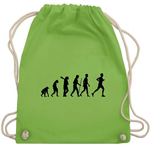 Evolution - Läufer Evolution - Unisize - Hellgrün - WM110 - Turnbeutel & Gym Bag