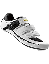 Mavic - Ksyrium Elite, Color Blanco,Negro, Talla UK-8