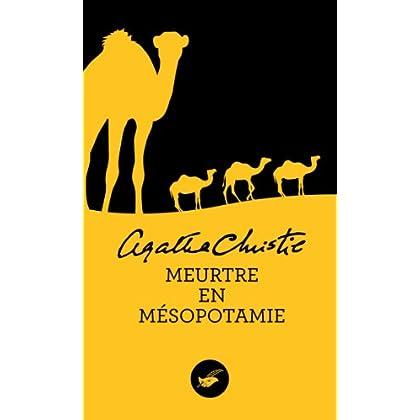 Meurtre en Mésopotamie (Nouvelle traduction révisée) (Masque Christie t. 16)