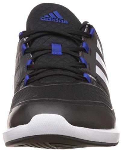 adidas Jungen S-Flex K Laufschuhe Black (Negbas / Ftwbla / Reauni)
