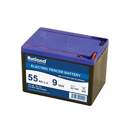 Rutland 22-100R Batterie für Zaungerät-55 Amp