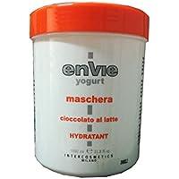 Mascarilla yogurt al chocolate de leche 1000ml Envie