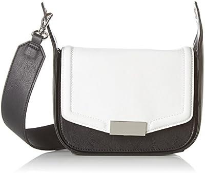 ESPRIT mit praktischem Innenleben - Bolso de hombro Mujer 6.5x14x19 cm (B x H x T)