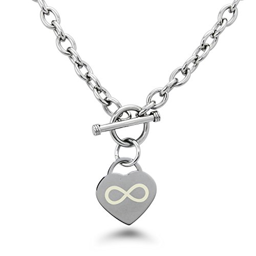 stainless-steel-infinity-icon-engraved-heart-tag-toggle-necklace