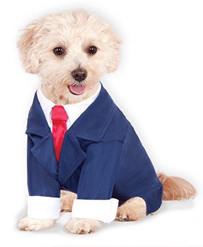 ess Anzug Pet Kostüm, Größe XXL (Office Halloween Kostüme)