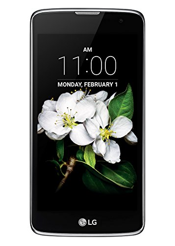 LG K7 8GB NEGRO - SMARTPHONE (ANDROID  NANOSIM  GSM  HSUPA  UMTS  BARRA  25 4 / 2 6 MM (1 / 2 6))