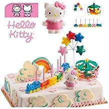 Amazon Fr Gateau Anniversaire Hello Kitty