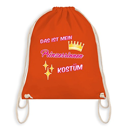 Gym ist Orange Fasching Turnbeutel Prinzessinnen Bag mein I Karneval Kostüm Das 84EWw8qg