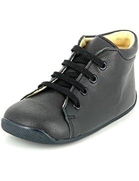 Däumling 040013-M-49 - Zapatos primeros pasos de Piel para niño Azul 49 Odissea ozean