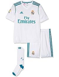 adidas Real Madrid Mini Kit Temporada 2017 2018 f61b68b33a004