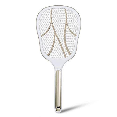Wghz Sicherheit Elektrische Moskito Zapper Fliegenklatsche Schädlingsbekämpfung Perfekt für den Innen- und Außenbereich