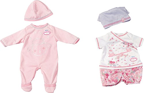 My first Baby Annabell Outfit - Tag und Nacht ,2-fach sortiert