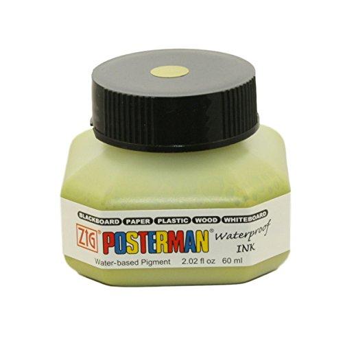 Zig Posterman pmawp-60impermeabile-60ml di inchiostro gesso liquido Salsa Verde