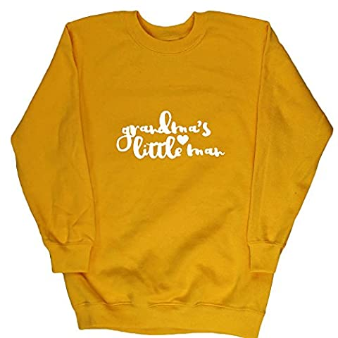 HippoWarehouse - Sweat-shirt - Fille - jaune - 6 ans