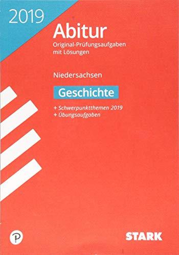 Abiturprüfung Niedersachsen - Geschichte gA/eA