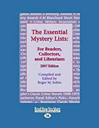 The Essential Mystery Lists: For Readers, Collectors, and Librarians (Large Print 16pt) by Roger Sobin (2011-04-11)