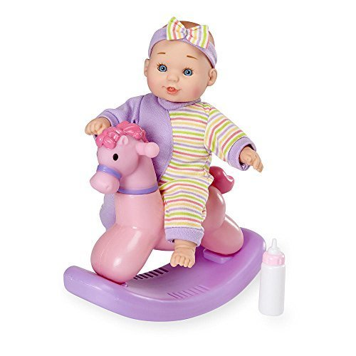 you-me-8-inch-mini-baby-doll-with-rocking-horse-by-toys-r-us
