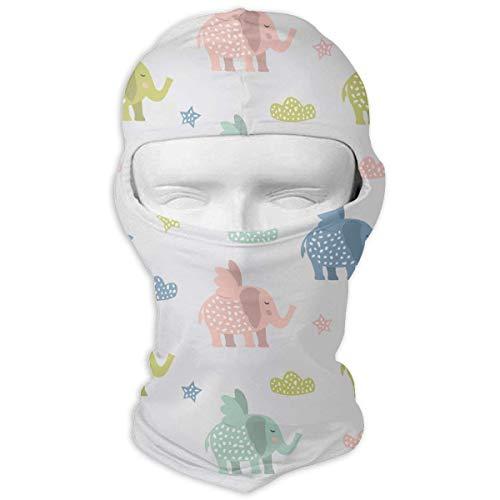 Xukmefat Máscara de la Cara Completa de la Motocicleta al Aire Libre...