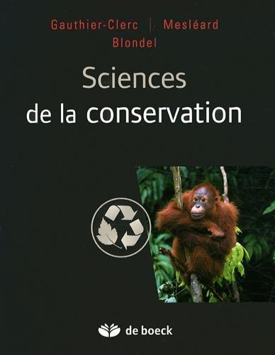Sciences de la conservation par Michel Gauthier-Clerc