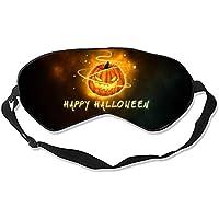 Schlafmaske mit magischem Kürbis-Druck, tiefer Ruhe, konturierte Augenmaske preisvergleich bei billige-tabletten.eu