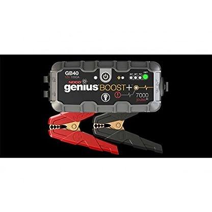 Booster de batería NOCO GB40litio 12V 1000A–Noco 010176