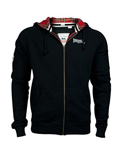 lonsdale-blouson-a-capuche-homme-fletcher-113181-zipsweat-noir-small