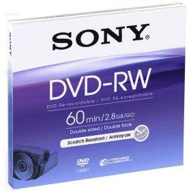Sony DMW60AJ - DVD-R Mini 8Cm 2.8Gb Pack 5 60 Minutos