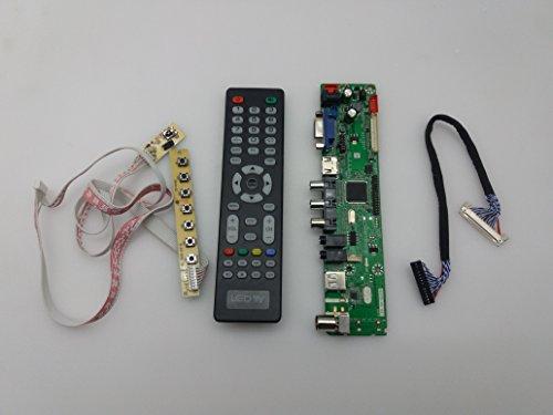 NADEEM TRADERS Universal Main Board For VU TECHNOLOGIES P LTD LED TV 22