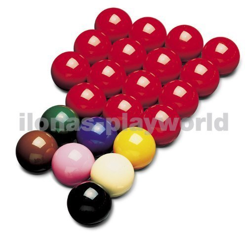 SnookerBallSatz Favorite 524 mm