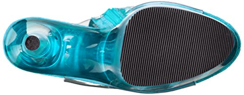 Pleaser ADORE-1017RSFT Clr-Turquoise/Turquoise
