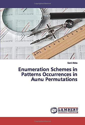 Enumeration Schemes in Patterns Occurrences in Aunu Permutations