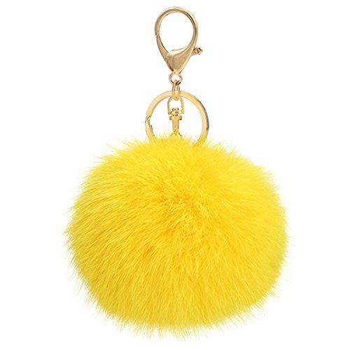 bodhi2000-portachiavi-yellow-taglia-unica