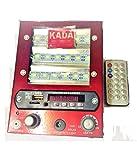 KADA Fm Radio with Led Light