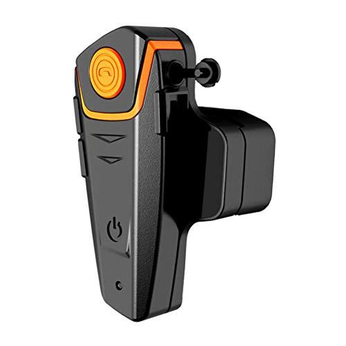 SUPVOX 1000 Mt BT Motorrad Helm Bluetooth FM Headset Motorrad echtzeit Antwort Helm Intercom Kommunikation