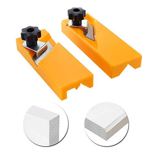 Herramienta cepilladora paneles yeso compacta portátil
