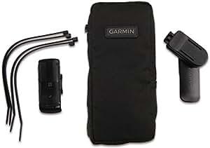 Garmin Outdoor-Halterungspaket mit Tasche kompatibel mit vielen Garmin Outdoor GPS Geräten